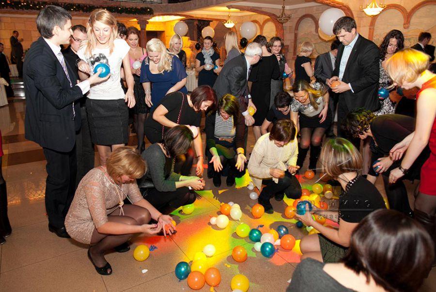 Идеи для вечеринок на Новый год