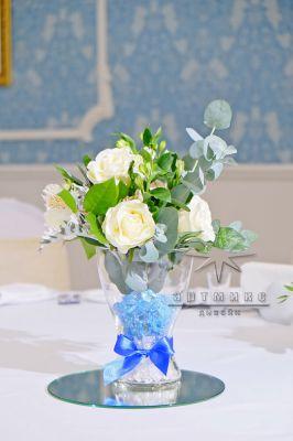 Цветы с дополнительным декорм