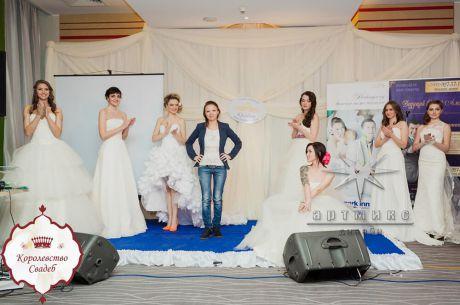 Ежегодная выставка Королевство свадеб 2014