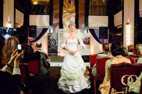Оформление ежегодной выставки-продажи Королевство свадеб 2016