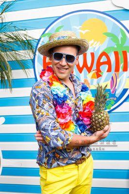 Вечеринка в Гавайском стиле