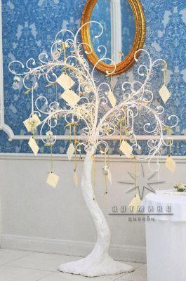 Белое дерево пожеланий в аренду