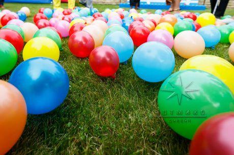 Воздушные шары на гавайской вечеринки
