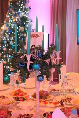 Новогодние подсвечники - красивый декор любого помещения