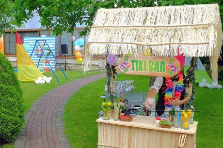 Tiki Bar - зона для фотосессии