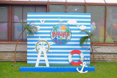Гавайская вечеринка – горячий тренд 2017 года