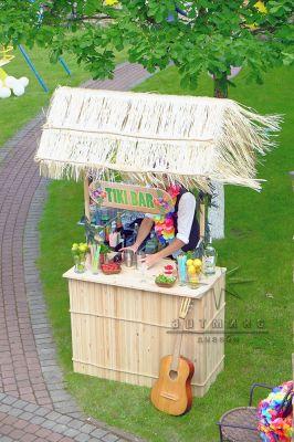 Фоотозона в стиле гавайского Тики бара