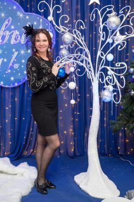 Фотозона на Новый год для комбината Мельница Кирова (2)