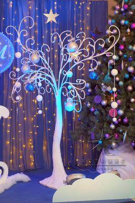 Фотозона на Новый год для комбината Мельница Кирова (6)