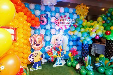 Оформление детского дня рождения в стиле любимой сказки или мультфильма ребенка