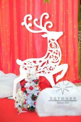Декорации - Олень для Новогоднего оформления