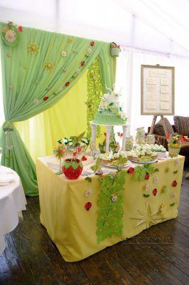 Идеи оформления десертного стола (Кэнди бар) на день рождения