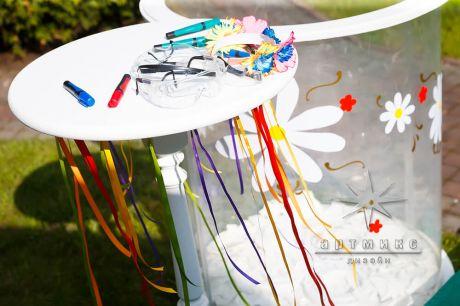 Декорации на развлекательное шоу Бей посуду