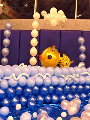 Плавающая рыбка (твистинг)