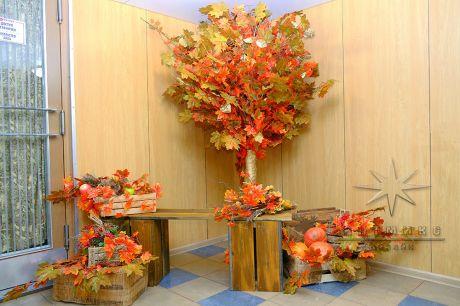 Фотозона Осенние мотив