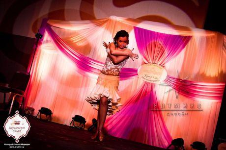 Оформление свадебной выставки в 2014 году