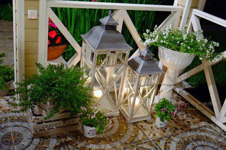 Праздничный декор и оформление цветами
