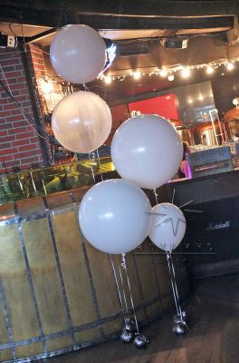 Воздушные шары в оформлении праздника