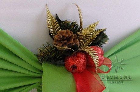 Новогодний декор в оформлении Новогоднего праздника