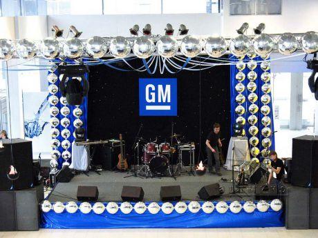 Оформление в автосалоне GM