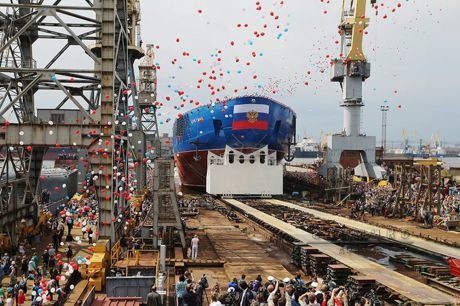 Запуск воздушных шаров на мероприятии