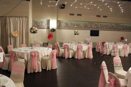 Декор для оформления дня рождения в розовом цвете
