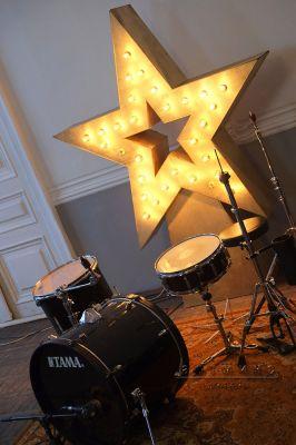 Ретро Звезда в Голицын Холле на сцене