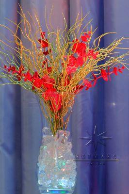 Новогодние и Рождественские украшения в аренду