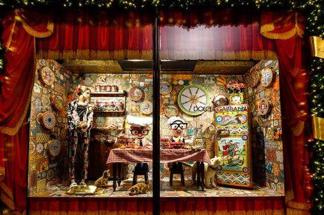 25 классных и креативных витрин магазинов (6)