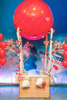 Романтический праздник на Воздушном шаре_3