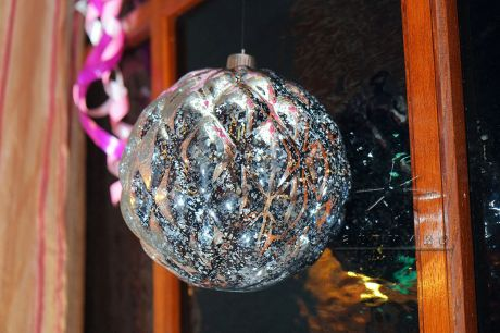 Новогодний декор - ШАР