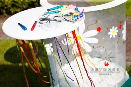 Бей посуду - шоу, развлечения и праздничные декорации