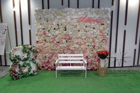 Фотозона из миллиона цветов_1