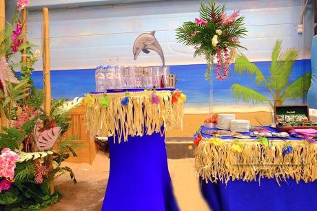 День рождения в стиле пляжной вечеринки_2
