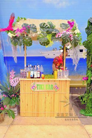 День рождения в стиле пляжной вечеринки_3