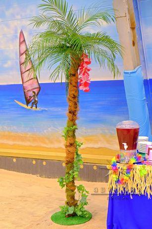 День рождения в стиле пляжной вечеринки_4