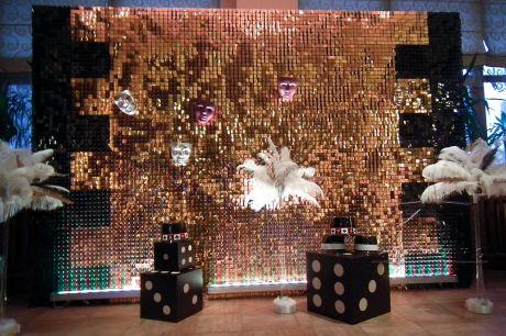 Самая потрясающая фотозона для вечеринки на Новый год