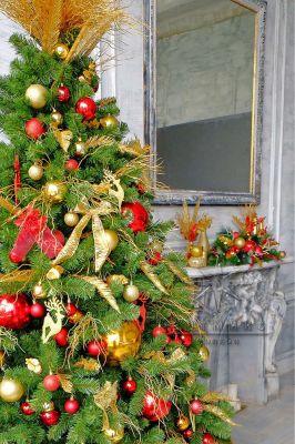 Новогодний декор 2018 и оформление к новому году