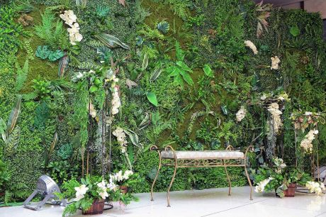 Фотозона Волшебный лес