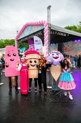 22-й ежегодный Фестиваль Мороженого
