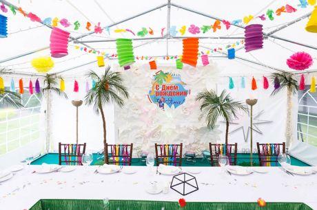 Декорации праздничного стола, идеи и особенности оформления