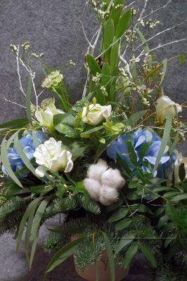 Цветы для конференции