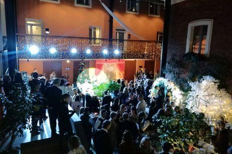 Новогодняя вечеринка в Sokos Hotel