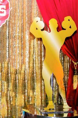 Декоративная фигура для вечеринки в стиле Цирк