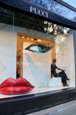 20 классных и креативных витрин магазинов (20)