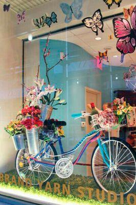 20 классных и креативных витрин магазинов (2)