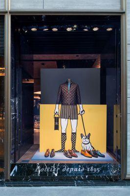 20 классных и креативных витрин магазинов (3)