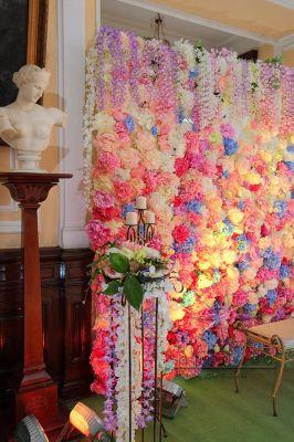 Фотозона Flower к 8 Марта (дополнительные декоративные предметы)