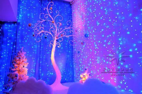 Аренда декораций на Новый год и Рождество для торговых центров