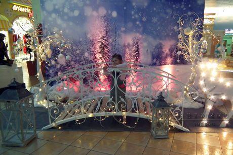 Фотозона Новогодняя сказка